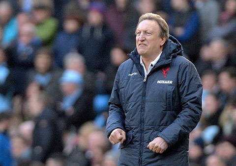 CRYSTAL PALACE - Neil Warnock