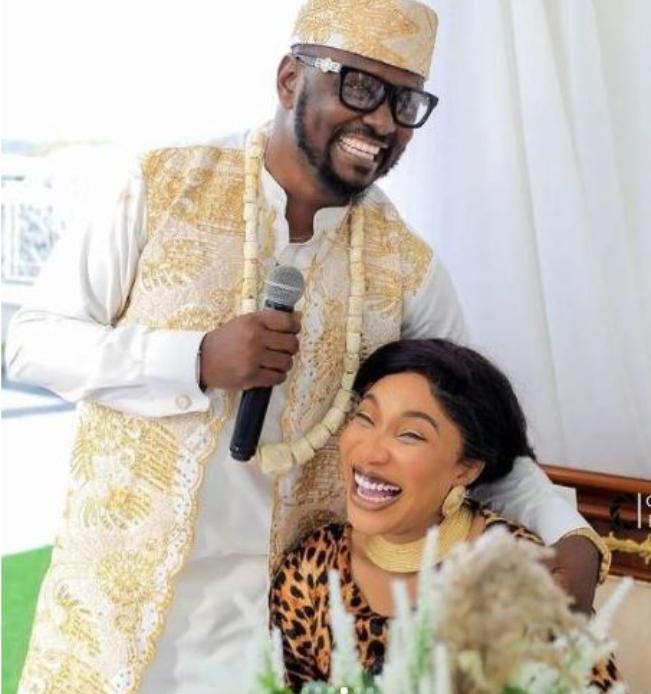 Prince Kpokpogri sues Tonto Dikeh and the DSS for N10 billion in damages