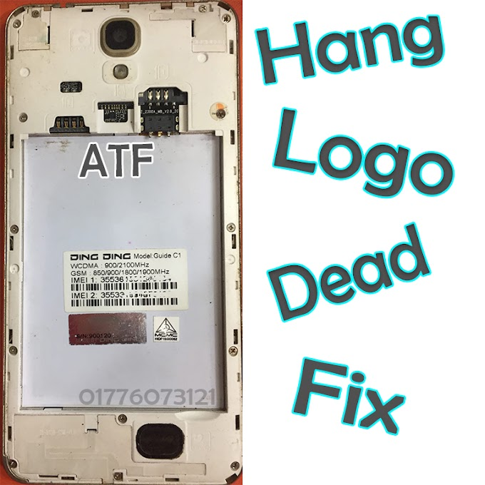 Ding Ding Guide C1 Flash File   MT6580   Android 6.0