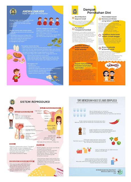 Desain Poster Unit Kegiatan Mahasiswa