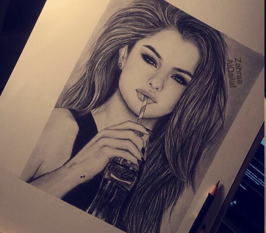 04-Zahraa-AlQallaf-Find-Escapism-in-Drawing-Portraits-www-designstack-co
