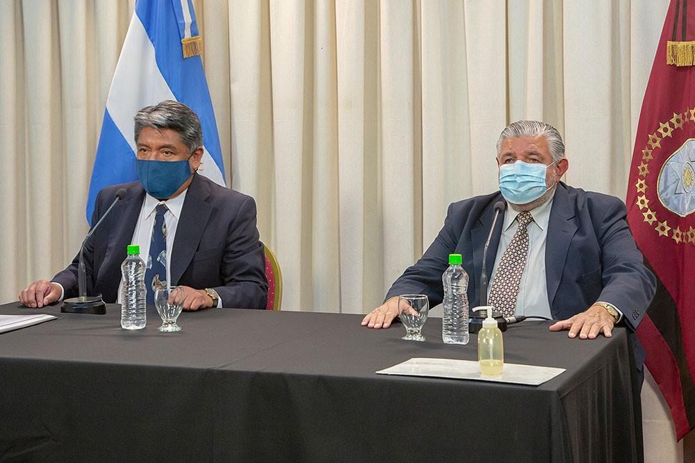 Coronavirus en Salta