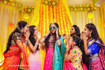 sonali-sujata-daughter-half-saree-ceremony