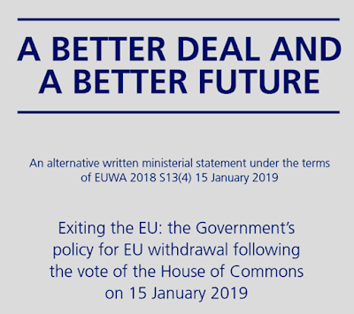 A Better Deal and A Better Future