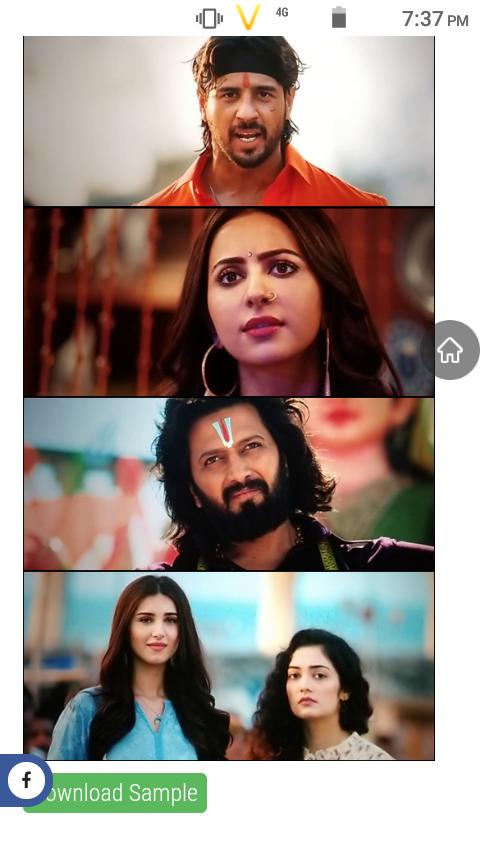 Marjaavaan (2019) Full Movie Download Free Mp4 HD
