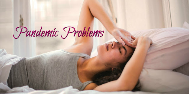 """An archive of helpful 1-minute devotions to deal with """"Pandemic Problems"""" -- overcoming negative thoughts and fears, understanding our responsibilities, and answering questions about healing and random deaths."""