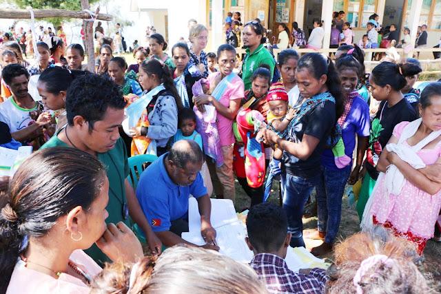 WFP: Oekusi Okupa Númeru Dahuluk Ma-nutrisaun