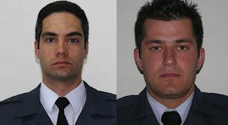 Παναγιώτης Λάσκαρης - Αθανάσιος Ζάγκας: Οι δύο πιλότοι που σκοτώθηκαν στο Αλμπαθέτε τον Ιανουάριο του 2015