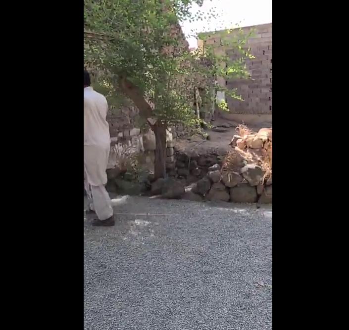 Video IB-HRS yang Menunjukkan Sumur Asli Nabi, Airnya Tak Habis-Habis