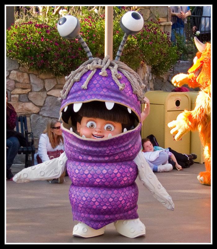 Monsters Inc Cda Costume Drone Fest