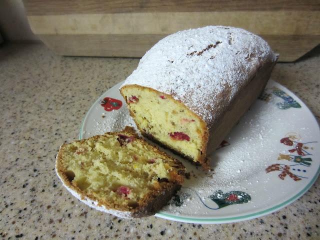 Lemon Loaf From Duncan Hines Lemon Cake