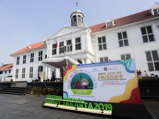 Festival Museum Enjoy Jakarta Diikuti 27 Museum se Indonesia