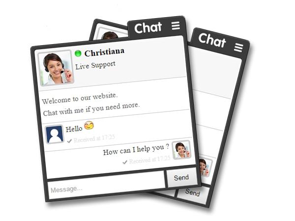 Hướng dẫn đăng kí sử dụng UhChat phần mềm hỗ trợ trực tuyến