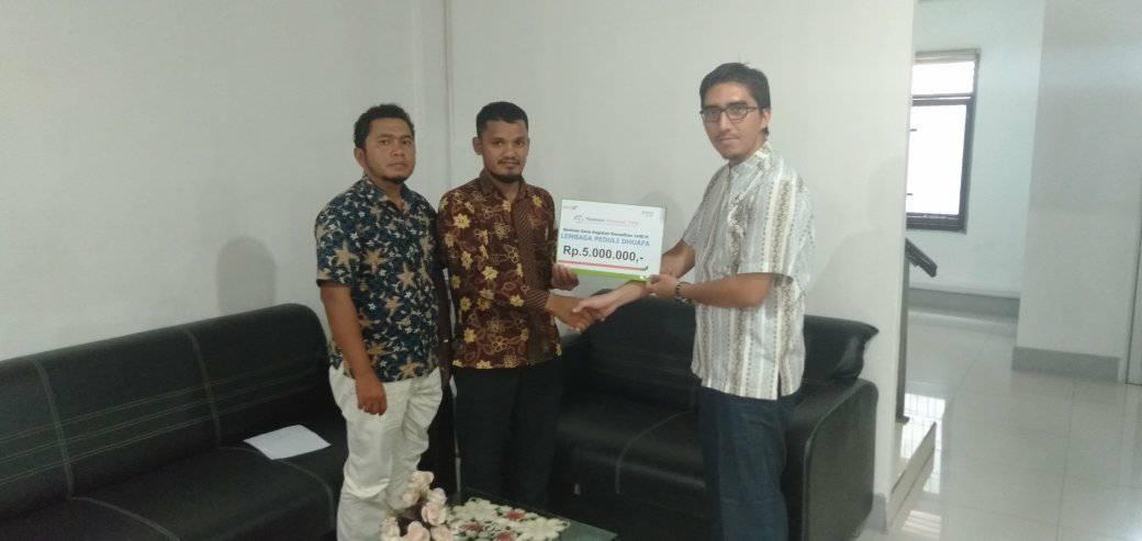 Bank BNI Syariah Dukung Program Ramadhan Peduli yang di Gagas Lembaga Peduli Dhuafa