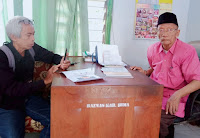 Ketua Baznas Kabupaten Bima Bantah Tudingan Ketua LKSA LPEPM Bima