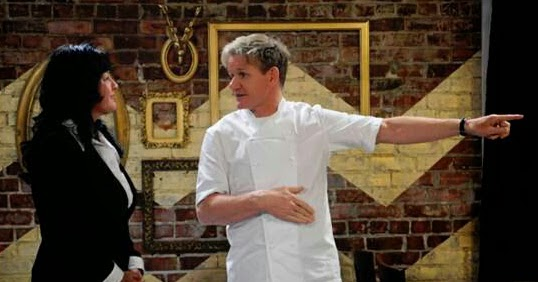 Kitchen Nightmares Tom Andrea