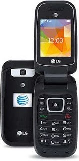AT&T flip phones for seniors