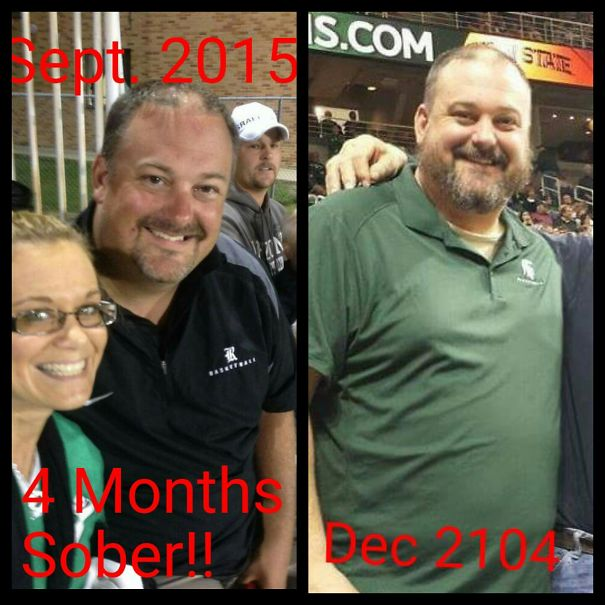 10+ Before-And-After Pics Show What Happens When You Stop Drinking - Now 17 Months!