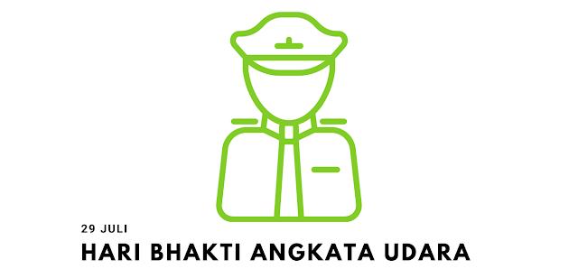 Sejarah Hari Bhakti TNI Angkatan Udara 29 Juli