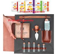 Logo San Carlo ''Crea il tuo gusto'': vinci gratis forniture, kit Nina e voucher vacanza