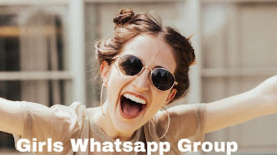 Girls Whatsapp Group Link List