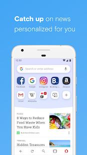 Opera Browser Apk v57.2.2830.52651 [Ad-Free] [Latest]