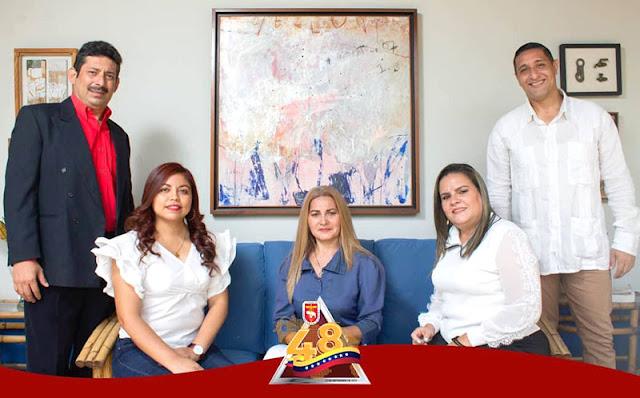 CCPEL NÚCLEO CARORA INVITA A LAS ACTIVIDADES EN SU MES ANIVERSARIO