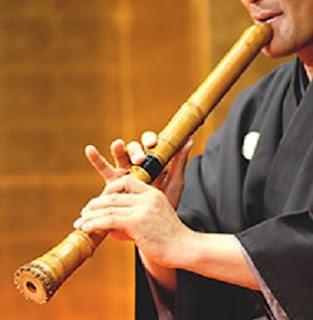Shakuhachi ( 尺八 ) Alat musik tiup atau seruling tradisional Jepang - berbagaireviews.com
