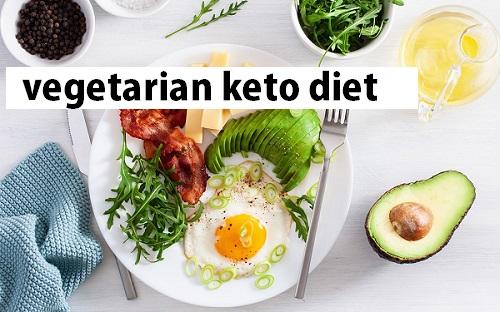 Vegetarian keto diet