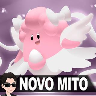 Novo Mito em Pokémon Go