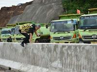 Gubernur sebut Tol Bawen-Salatiga siap beroperasi pada April
