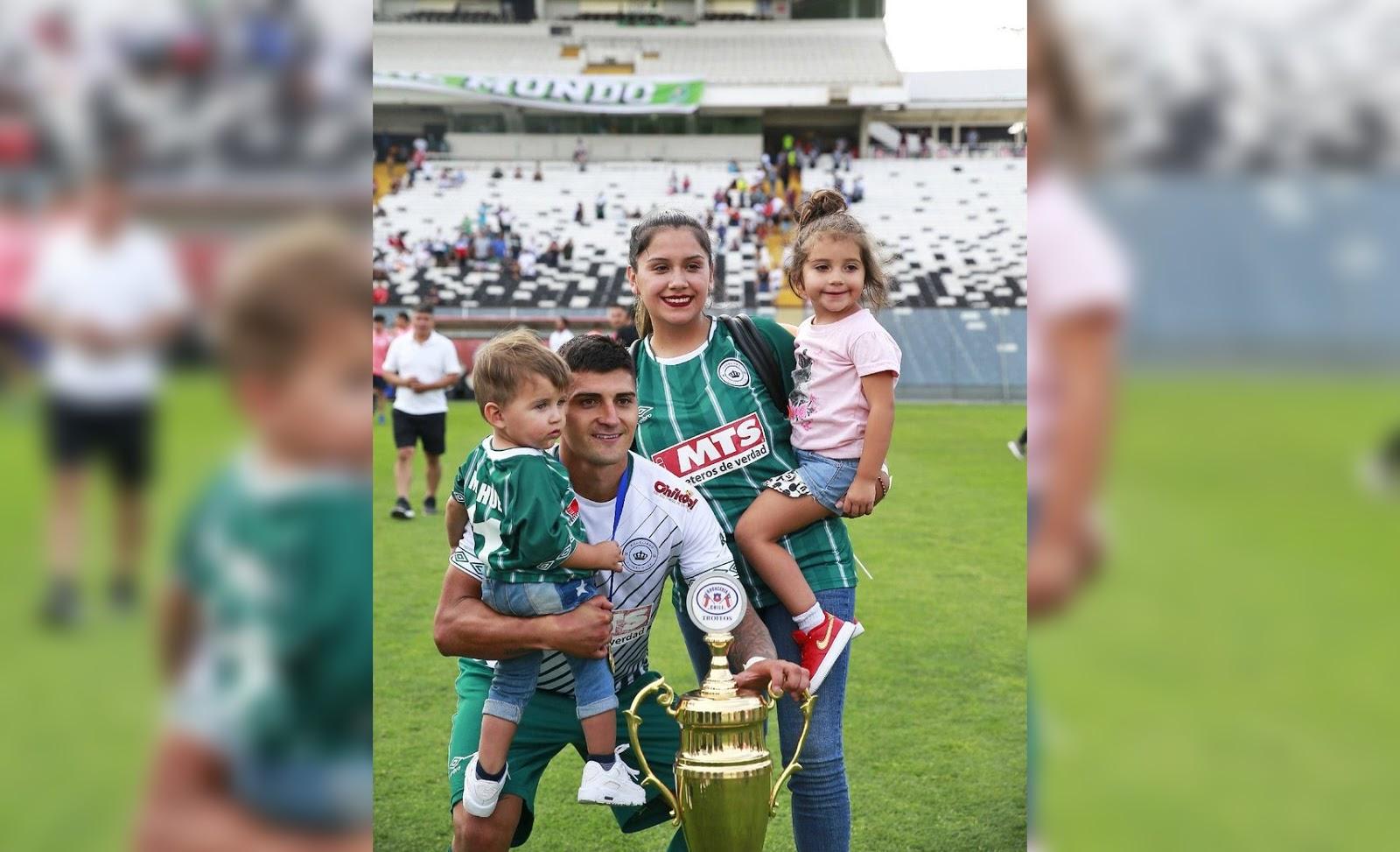 Victoria Espinoza hermana de Arturo Vidal