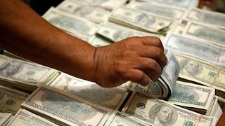 Rumusnya : adalah (uang = ide ) atau ( ide = uang )