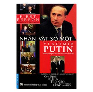 Putin - Nhân Vật Số 1 Vladimir Putin (Tái Bản 2017) ebook PDF EPUB AWZ3 PRC MOBI