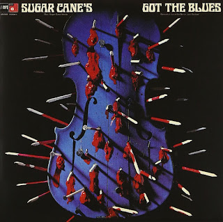 "Don ""Sugar Cane"" Harris' Sugar Cane's Got the Blues"