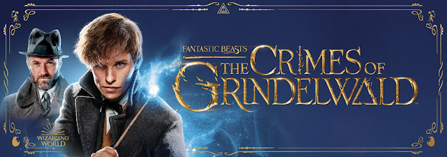 """Fantastic Beasts: The Crimes of Grindelwald"" - Poster"