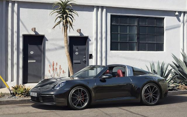 Porsche 911 Targa 2021: lançamento oficial - fotos e detalhes