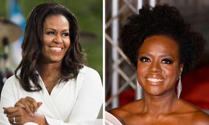 Viola Davis set to play Michelle Obama in TV series
