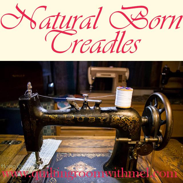 natural born treadles title