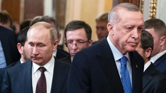 Erdogan betrayed Putin? Turkey gives weapons to terrorists for attack on Russian army in Syria