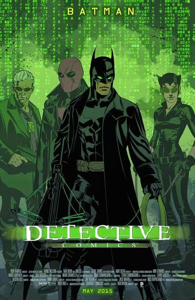 Detective Comics / The Matrix