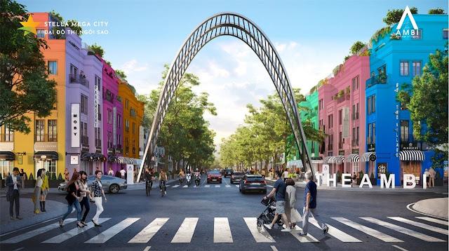 Tiến độ dự án Stella Mega City tháng 12/2020
