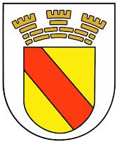 Stadtwappen von Baden Baden