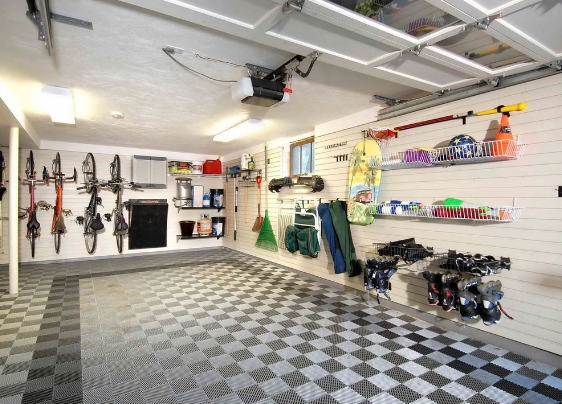 Garage Flooring Colors