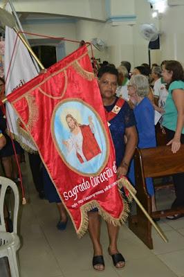 MISSA EM AÇÃO DE GRAÇAS AO DOM EDILSON SOARES NOBRE - IGREJA MATRIZ DE MACAU