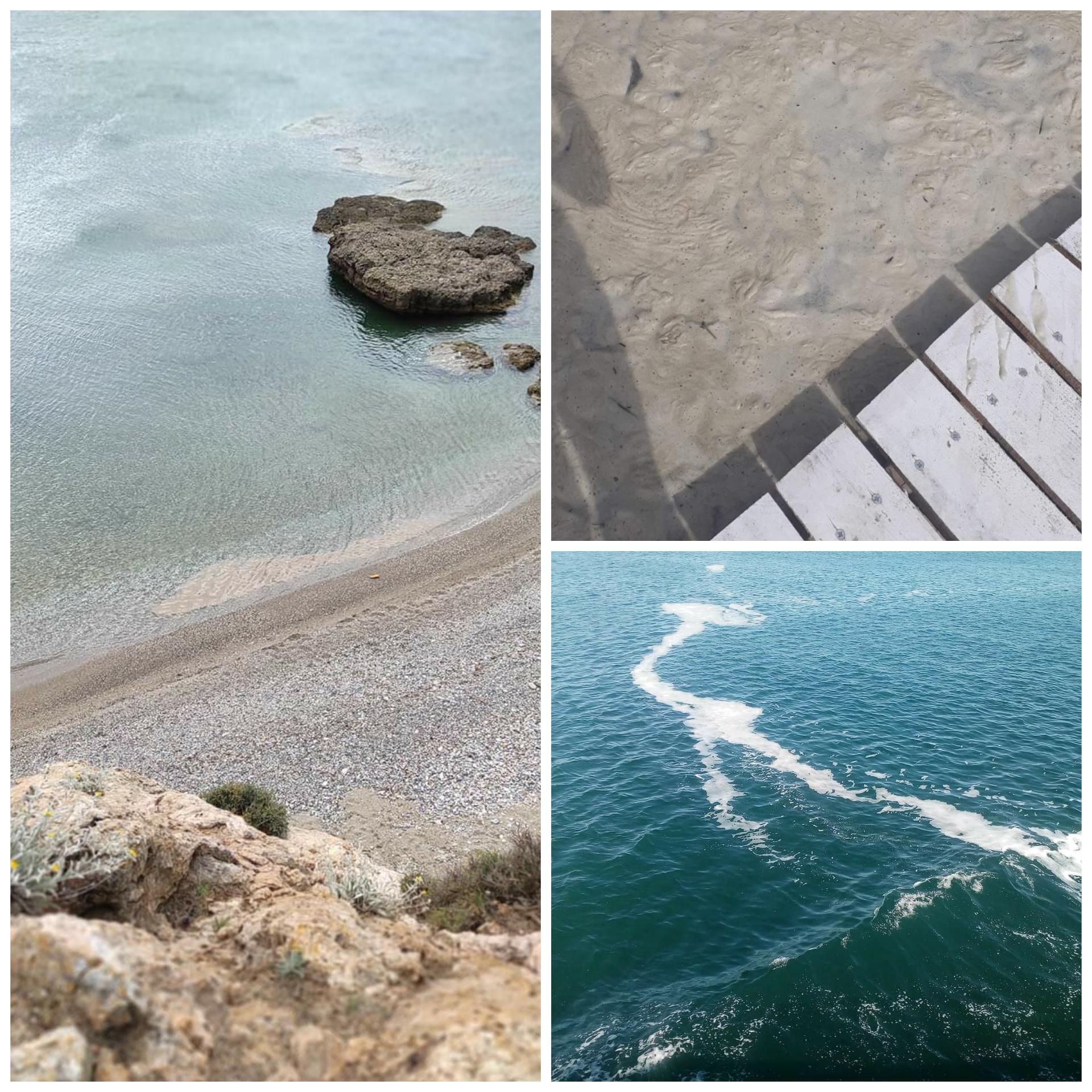«Καθαρές» από βλέννα οι παραλίες στην Ξάνθη