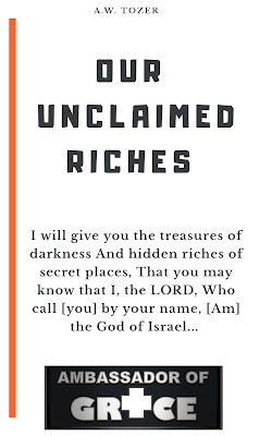 Unclaimed Riches