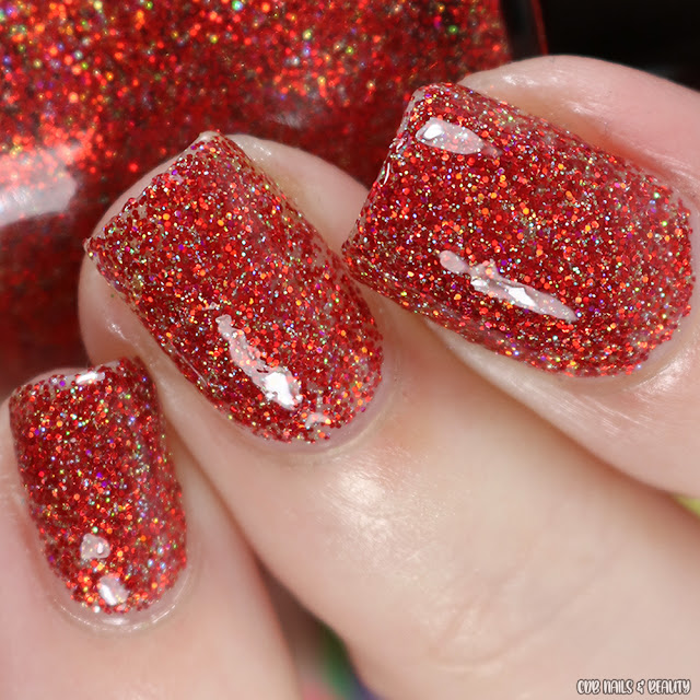 Music City Beauty-Ruby Slippers
