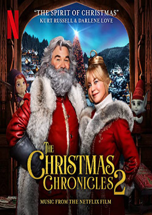 The Christmas Chronicles 2 2020 HDRip 720p Dual Audio