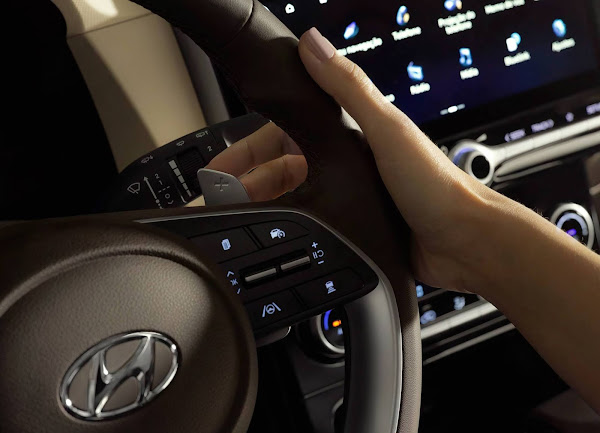 Novo Hyundai Creta 2022 - Ultimate - Interior